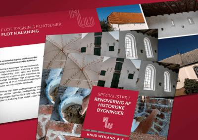 Knud Weiland – Brochure