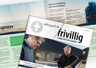 Aalborg Stift – Frivillig-magasin