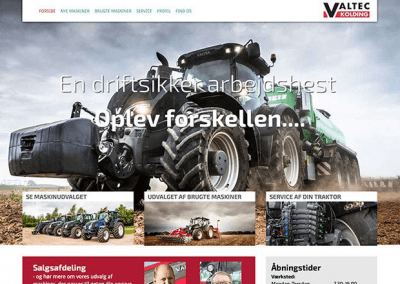 Valtec – Website