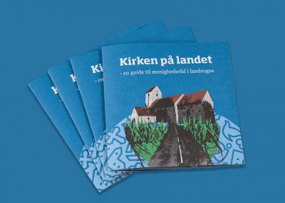 Kirken på Landet – Brochure