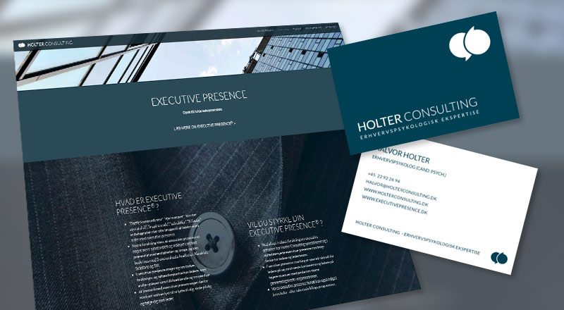 Holter Consulting
